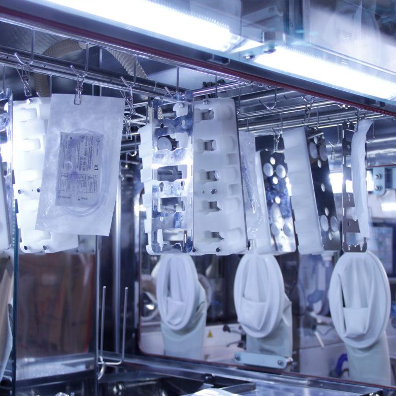 Rb-82 Generators Production Plant