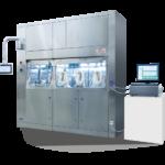 VPHP Testing Isolator - Isolator for VPHP decontamination testing