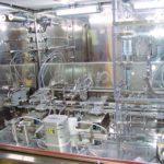 Automated Ioflupane I-123 Injection dispensing plant - Dispensing chamber