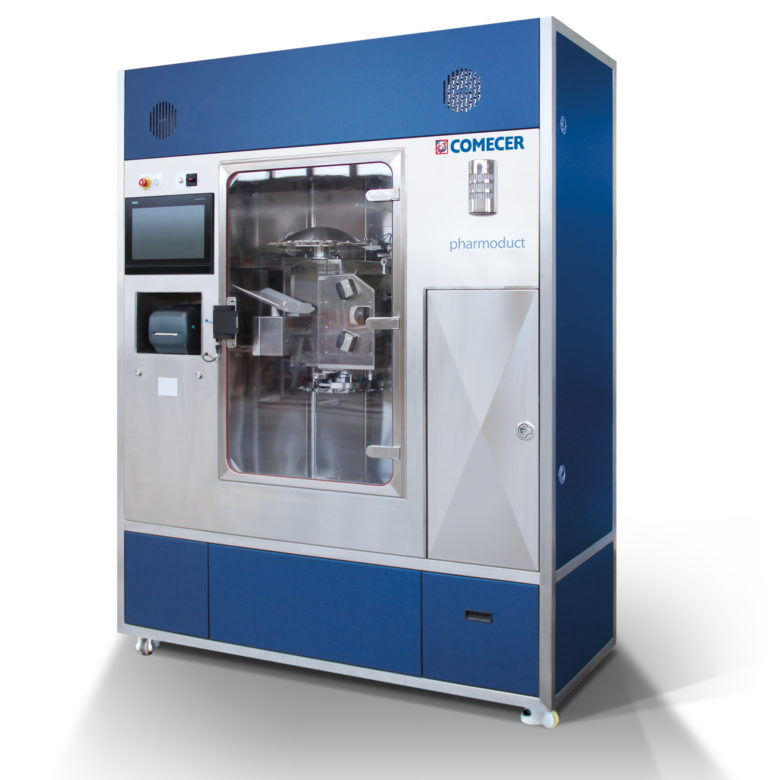 Automatic Sterile Compounding System for Pharma: Comecer