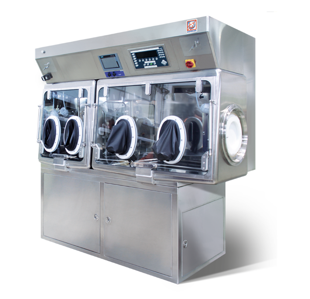 API_Dispensing Isolator for dispensing process