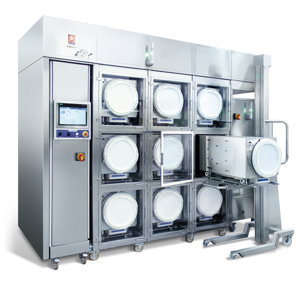 ATMP_FlexyCult cell incubation system