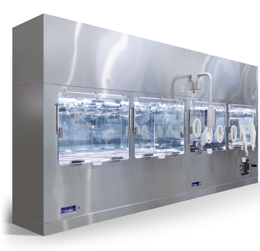 FILL-FINISHING_Custom-Automation-Solution-Custom_Pharma-barrier-system-isolator