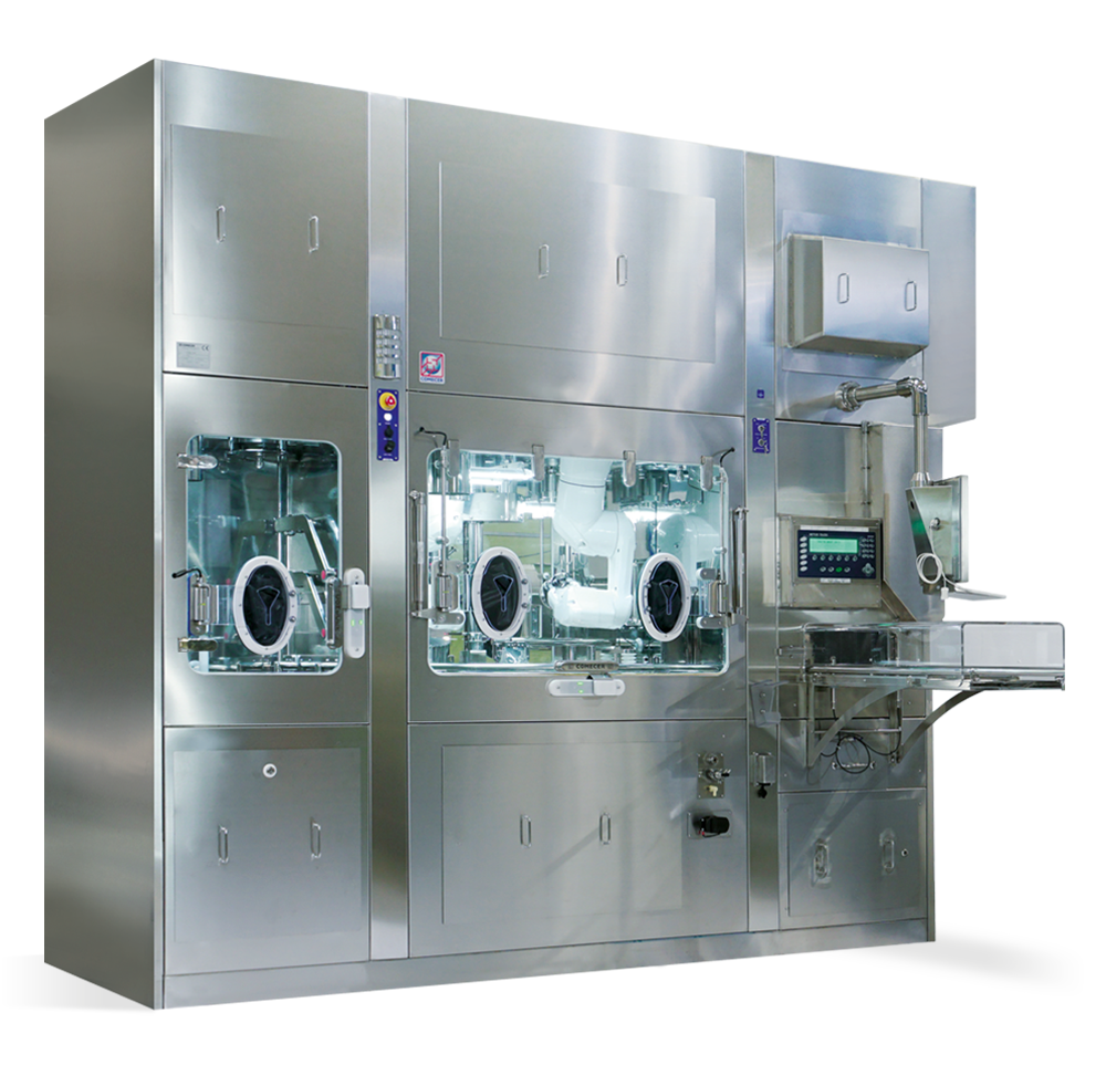 FILL-FINISHING_Dry-Powder-Robotic-Filling-Line