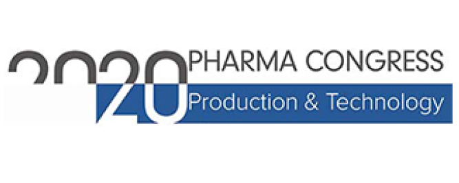 Join Comecer at Pharma Congress 2020: Production & Technology