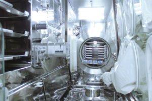 VaxISO™ - Upstream Isolator - Dedicated stand-alone isolator for Research and Final Formulation