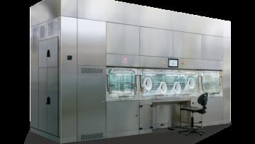 New MSTI - New Modular Sterility Testing Isolator - Comecer