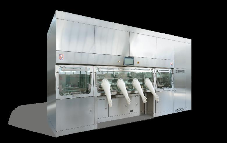 New MSTI - Modular Sterility Testing Isolator