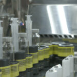 HELIOS - Invisible conveying system for vials and syringes