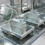 Potent API Processing Isolator - Integrated scales