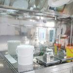 Potent API Processing Isolator - Working chamber