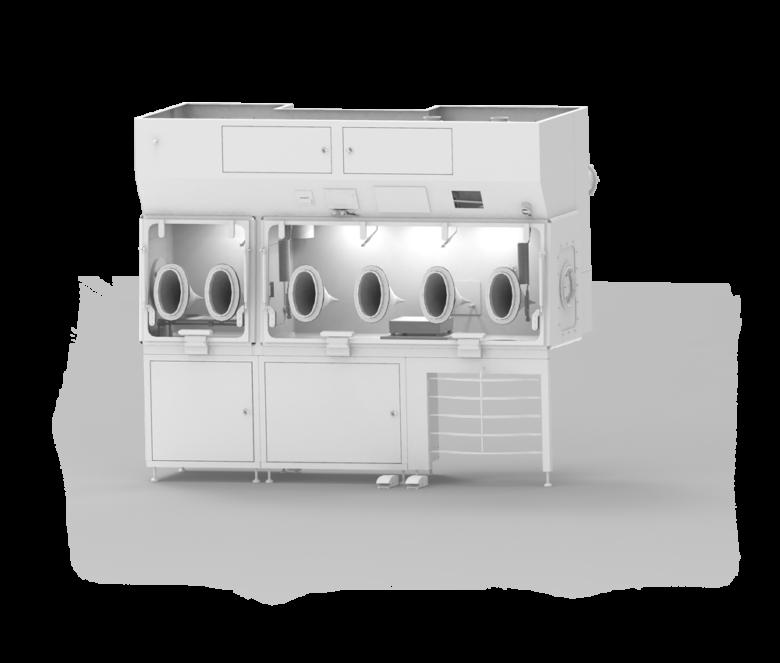 Weighing & Dispensing Isolator