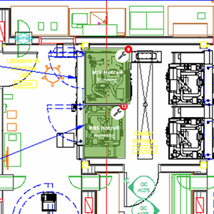 Graphical Layout of the plant