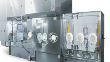 Combo Phill - Aseptic filling line for vaccine production - photograph
