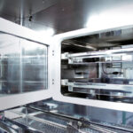 Cell & Gene Therapy multi-tasking isolator - Integrated oven