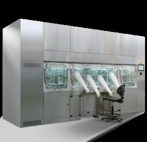 MSTI – Modular Sterility Testing Isolator – Comecer