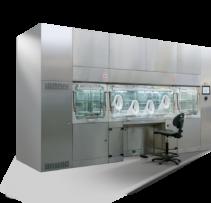 MSTI – Modular Sterility Testing Isolator